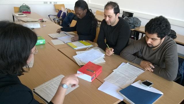 die unterschiedlichen veranstaltungsformen bereiten nicht nur intensiv auf die dsh prfung sondern vor allem auch auf den studienalltag in deutschland vor - Dsh Prfung Beispiel